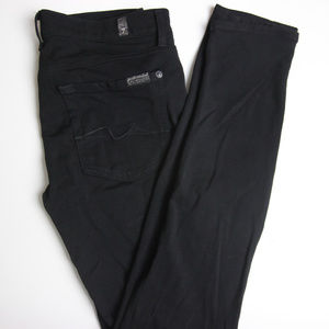 7 for all mankind Gwenevere Super Skinny Pants 30